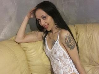 Picture of the sexy profile of PissyDiva, for a very hot webcam live show !